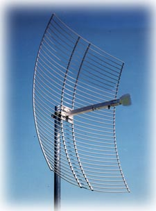 Hills 25dB grid antenna