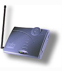 Infowave wireless modem